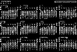 2020 Calendar PNG Image PNG Clip art