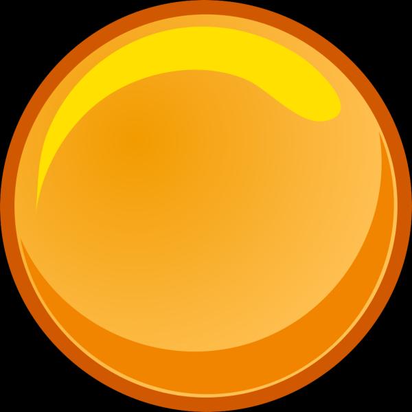 Orangebutton PNG Clip art