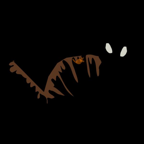 Brown Cat PNG images