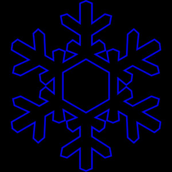 Snowflake1 PNG Clip art