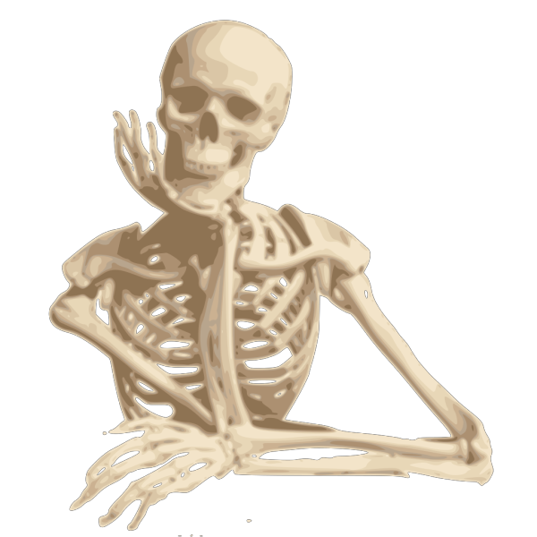 Skeleton Friend PNG images