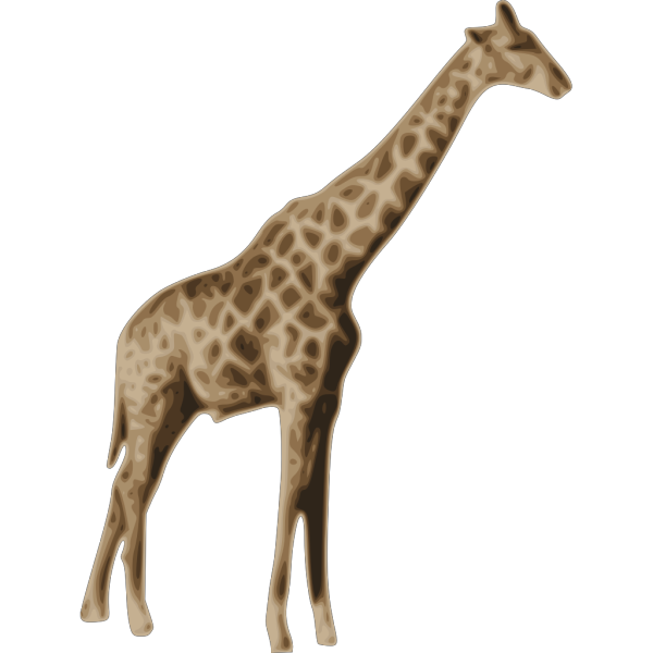 Tall Giraffe PNG icon