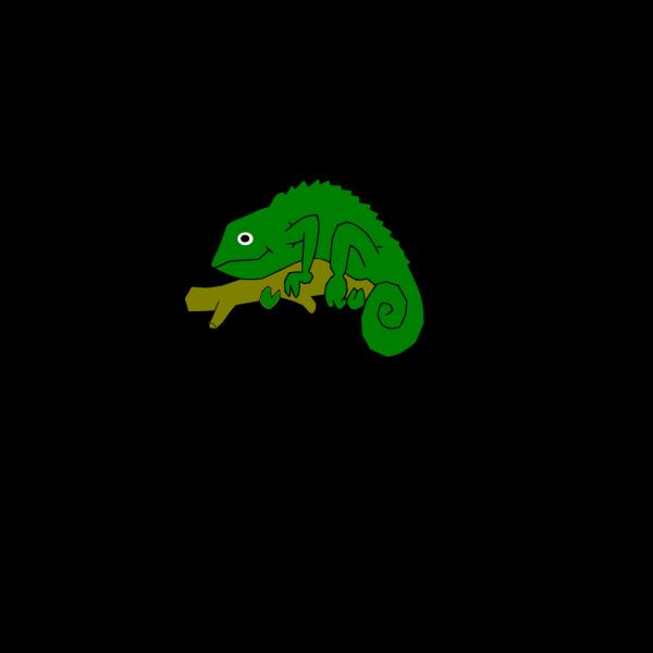 Sweet Chameleon PNG images