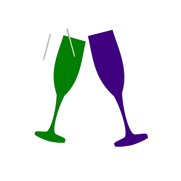 Champagne Glass Brown PNG Clip art