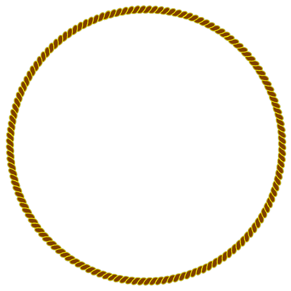 Rope Ring 2 PNG Clip art