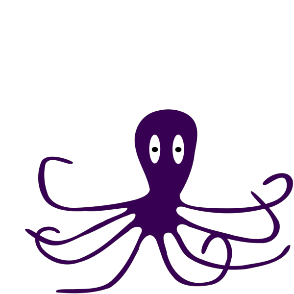 Octopus PNG images