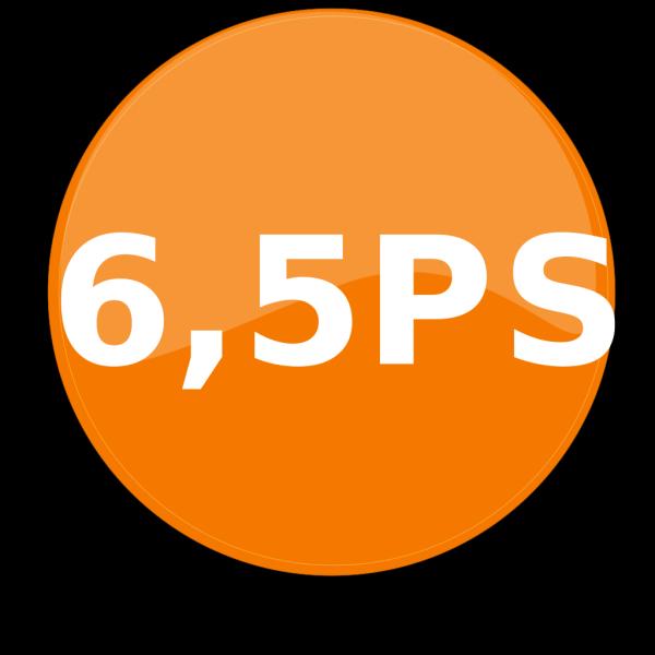 6.5 Ps PNG Clip art