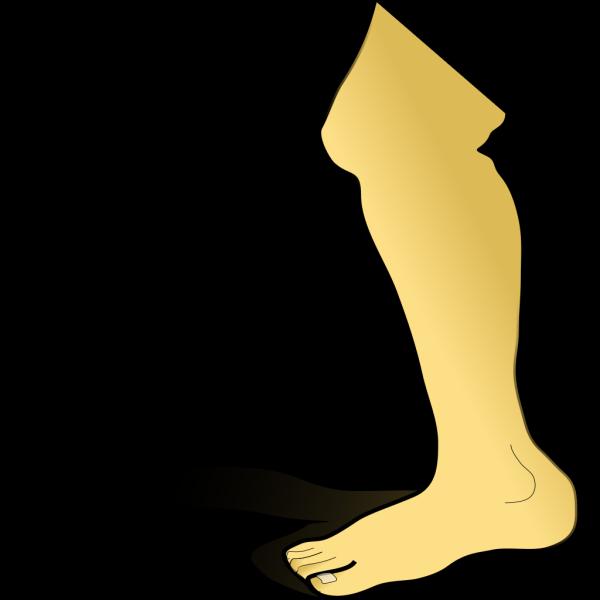 Sad Dog With A Broken Leg PNG Clip art