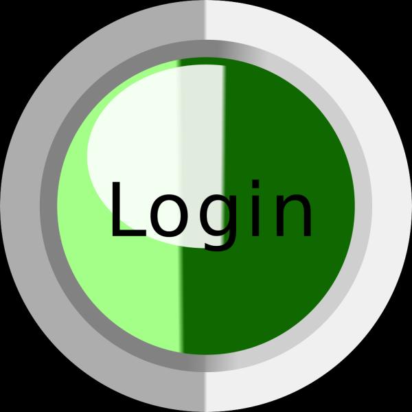 Login Button PNG Clip art
