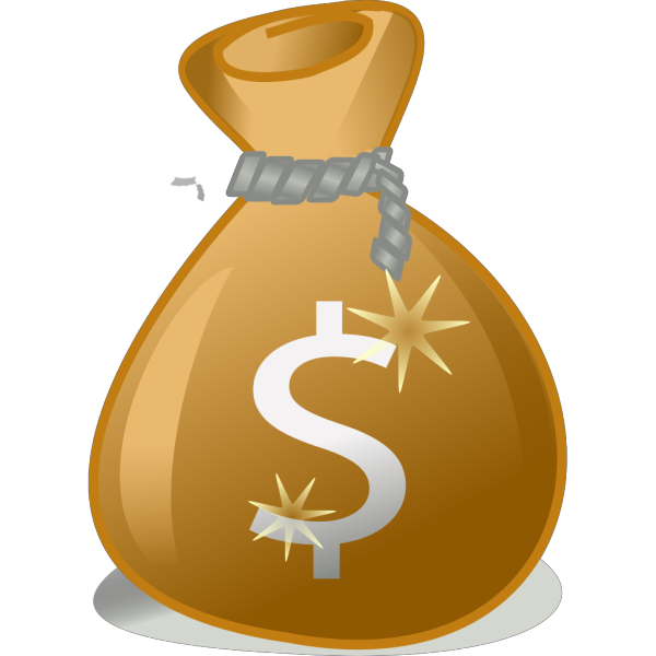 Money Bag PNG images