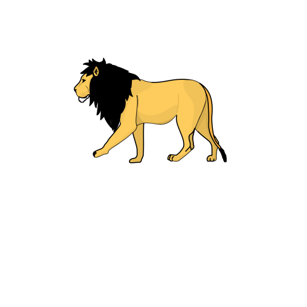 Lion 2 PNG icons