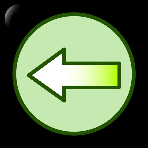Left Button PNG Clip art