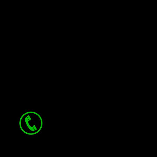 Greentelbut PNG Clip art