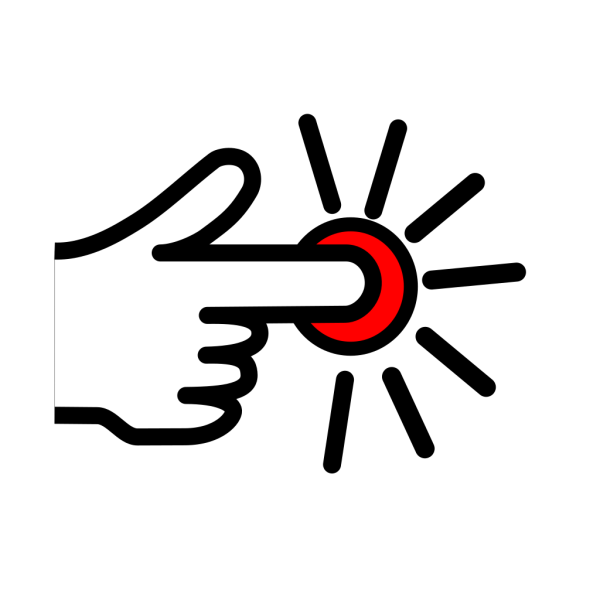 Press Button PNG images
