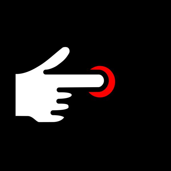 Press Button PNG Clip art