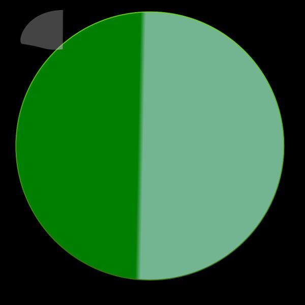 Green Click Volunteer PNG Clip art