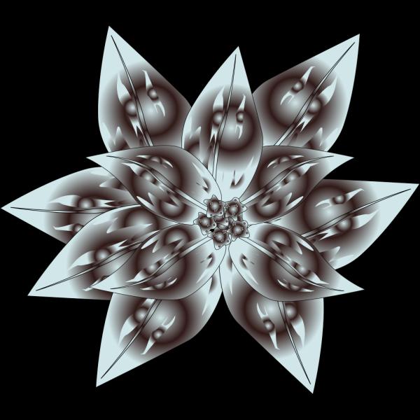 Flor De Navidad PNG Clip art