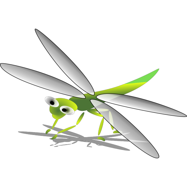 Cartoon Dragonfly PNG images