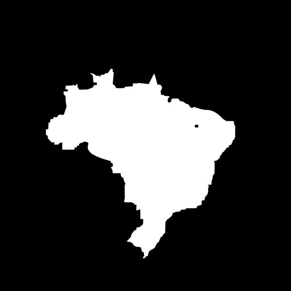 Nferraz Brazilian Map PNG Clip art