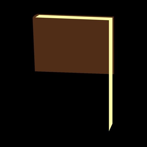 Plain Book PNG Clip art