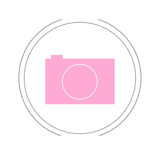 Pink Photography Icon PNG Clip art