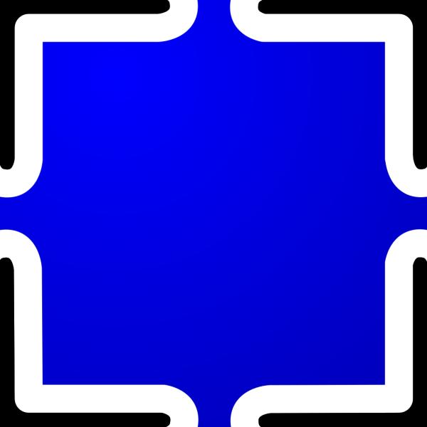 Blue Jigsaw PNG Clip art