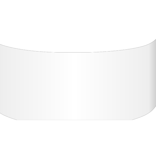 Blue & White Ribbon PNG Clip art