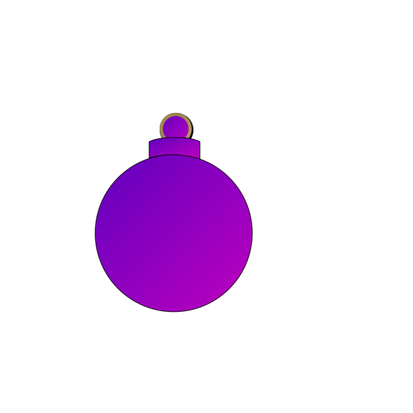 Decorative Ornament Vignette PNG icon
