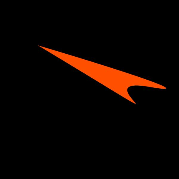 Orange And Black Book PNG Clip art