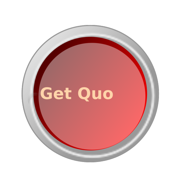 Red Glossy Button PNG Clip art