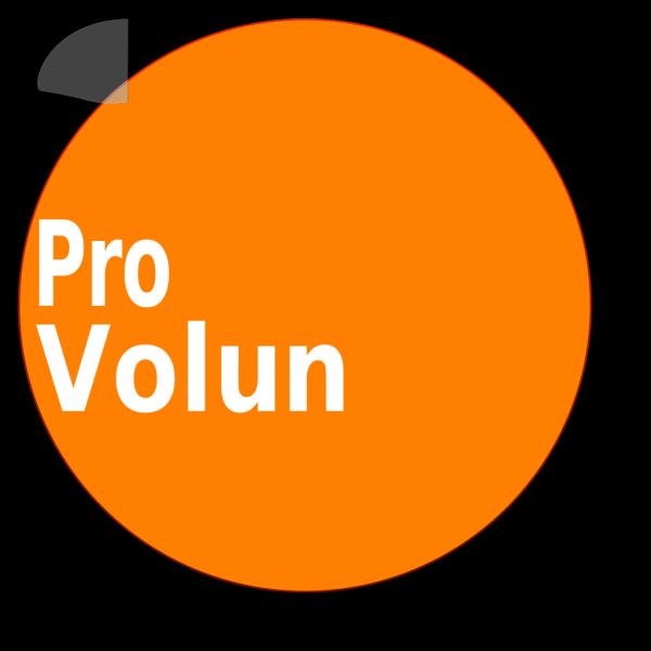 Nehrc Volunteer Button PNG Clip art
