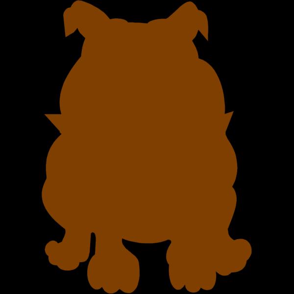 Brown Bulldog PNG Clip art