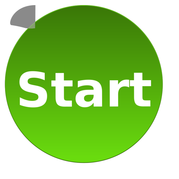 Another Green Start Button PNG images