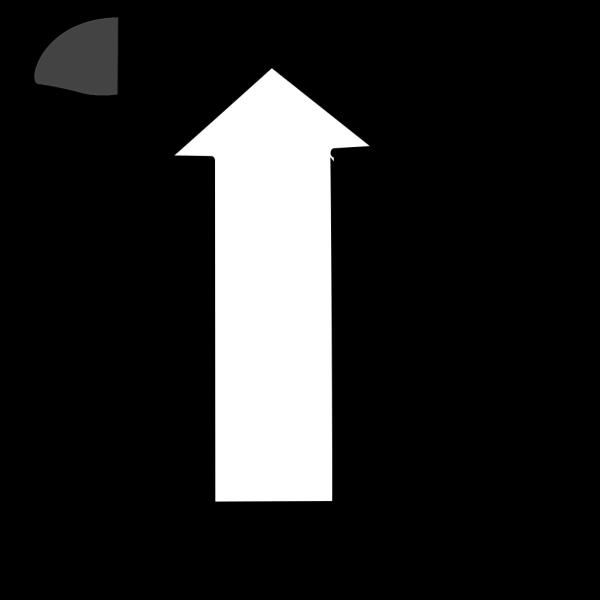 Up Arrow Button Green PNG Clip art