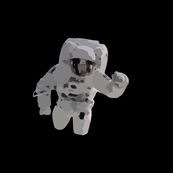 Spaceman PNG Clip art
