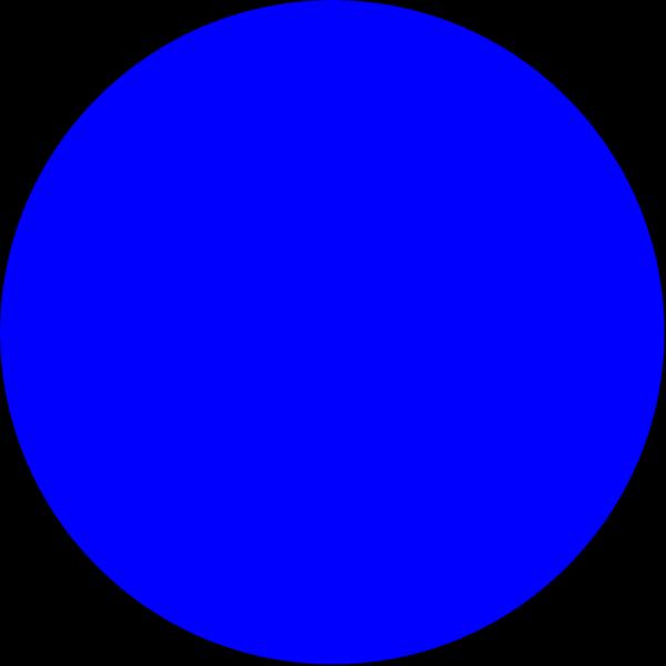 Blue Dot PNG Clip art