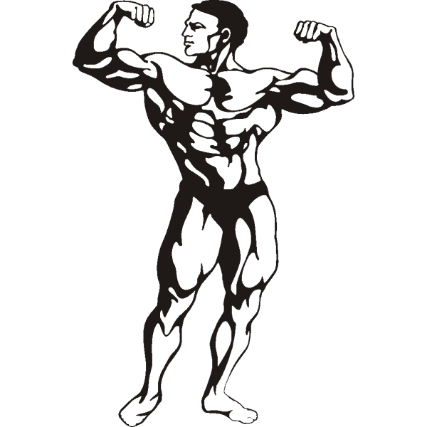 Body Builder PNG images