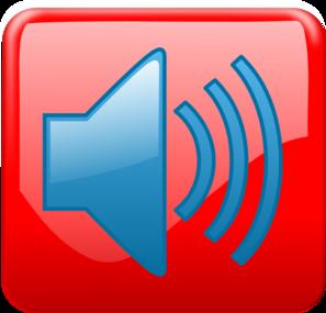 Audio Active Button PNG Clip art