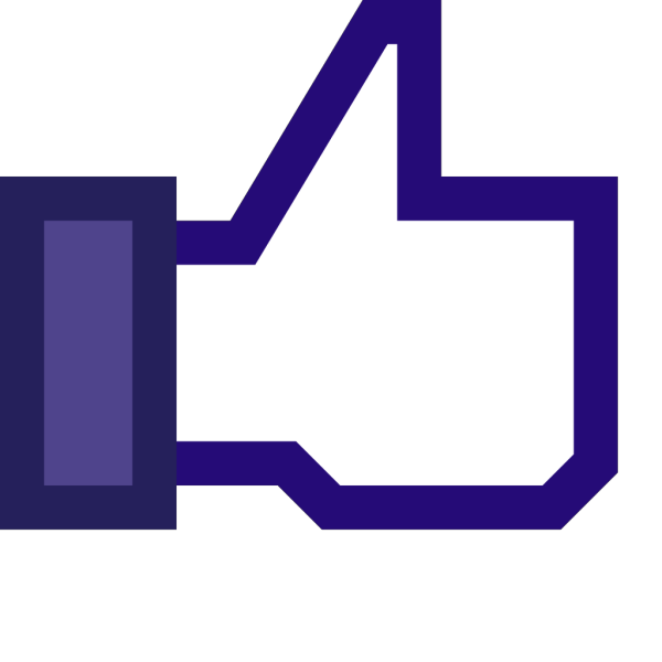 Like Button PNG icons