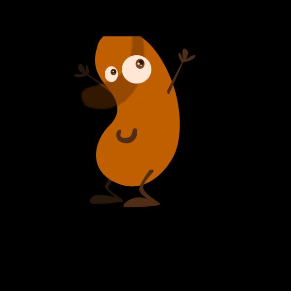 Brown Bean PNG Clip art