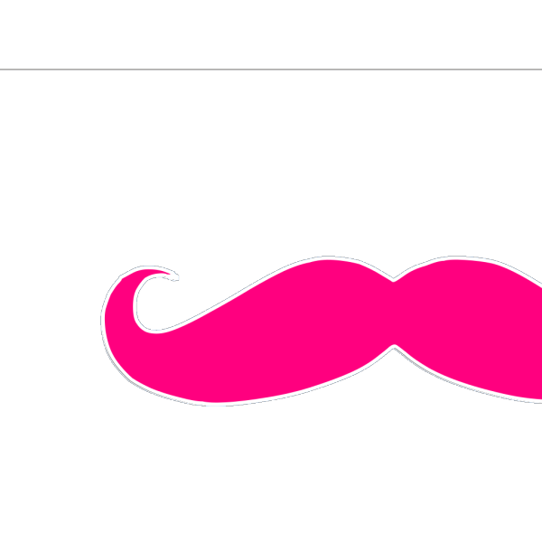 Brown Mustache PNG images