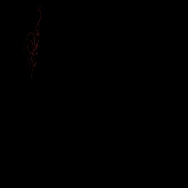 Brown Vine PNG Clip art