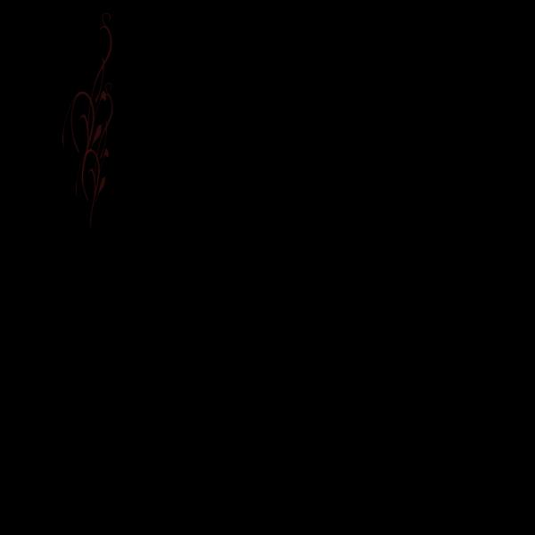 Fiore Stilizzato PNG Clip art