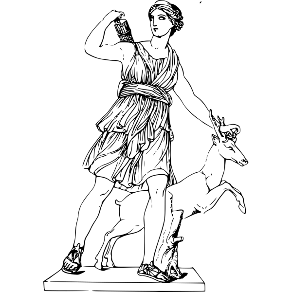 Artemis PNG images
