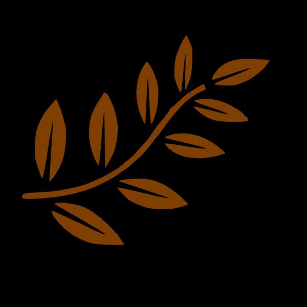 Brown Leaves PNG Clip art
