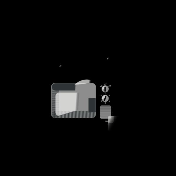 Tv  Set PNG Clip art