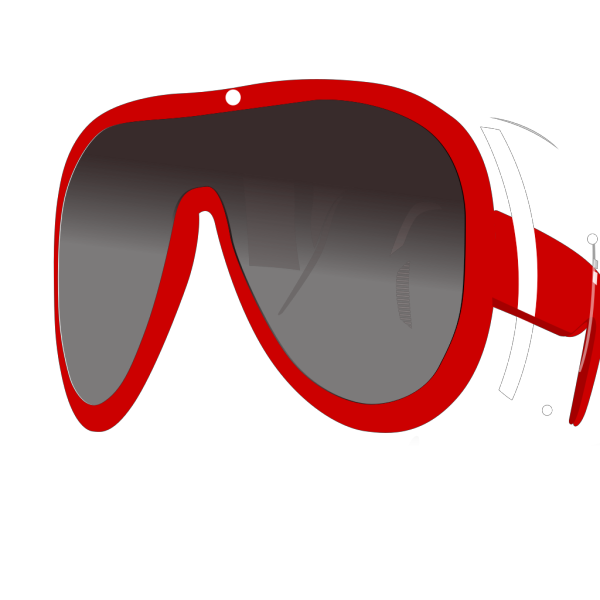 Red Sunglasses PNG images