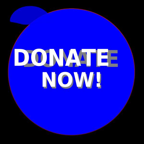 Agent Donate Button PNG Clip art