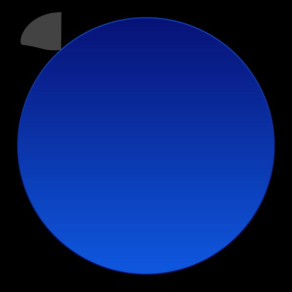 Blue Modify Button PNG Clip art