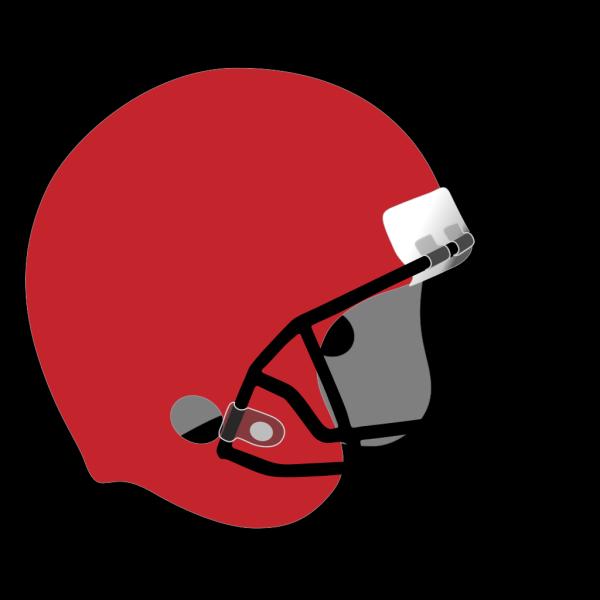 Light Blue Football Helmet PNG Clip art